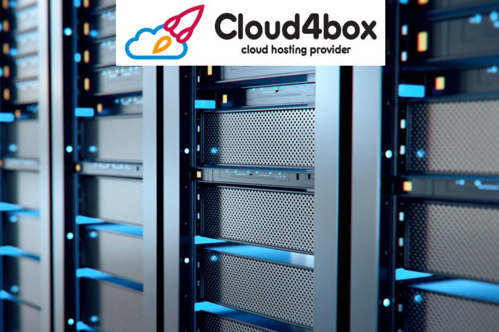 хостинг провайдер Cloud4box